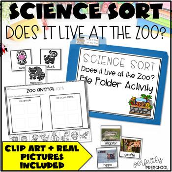 Animal Sort-Zoo