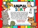 Animal Sort