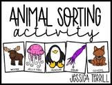 Animal Sorting Activity