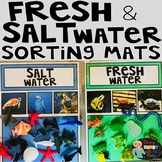 Fresh Water and Salt Water Sorting Mats