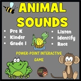 Animal Sounds - PowerPoint Game