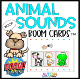 Animal Sounds Boom Cards™ for Little Learners