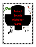 Animal Sounds Letter Recognition Game