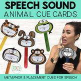 Animal Speech Sound Prompts