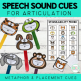 Animal Speech Sound Articulation Cues