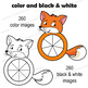 Animal Spinners Clip Art | Animals from A to Z