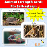 Animal Strength cards