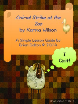 Animal Strike at the Zoo Lesson Plan Guide