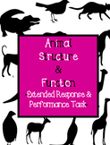 Animal Structure & Function Extended Response & Performance Task