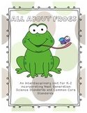Animal Studies: Frogs Unit Plan