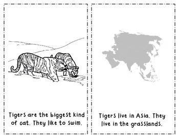 Animal Study Printable Books
