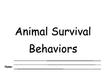 Animal Survival Behavior