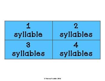 Animal Syllables