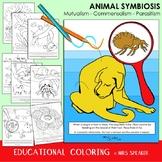 Animal Symbiosis Coloring