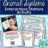 Animal Systems Interactions Station Activity