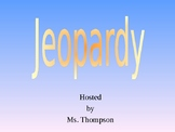 Animal Systems Review Jeopardy
