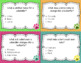 Animal Task Cards - With and Without QR Codes Indiana Standards
