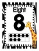 Animal Theme Number Posters and Bunting Banners