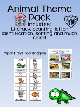 Animal Theme Pack