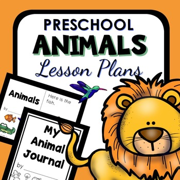 Animal Theme Preschool Lesson Plans