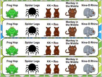 Beanbag-Themed {Beanie Babies} Addition Strategies Pack for Basic Fact Fluency