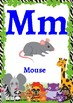 Classroom Decor- Animal Themed Alphabet Poster
