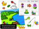 Animal Themed Barrier Games