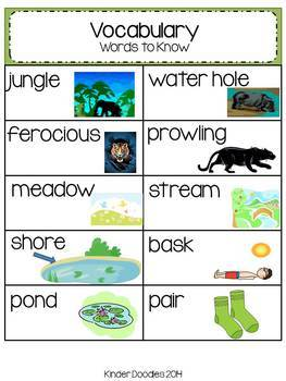 Animal Themed Bundle aligned to the CCSS