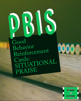 PBIS Situational Cards