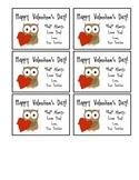 Animal Themed Valentine Cards - NEW!