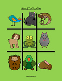 Animal Tic-Tac-Toe
