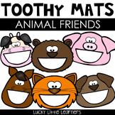 Animal Toothy™ Mats