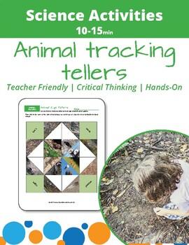 Animal Tracking: Animal Sign Fortune Teller