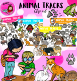 Animal Tracks - 100 items!