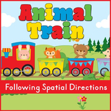 Animal Train: Following Spatial Directions