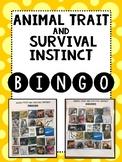 Animal Trait  And  Survival Instinct BINGO