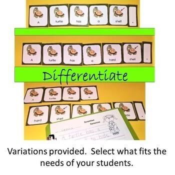 NGSS Animal Traits, Organisms, Heredity, Inheritance, Structure & Processes