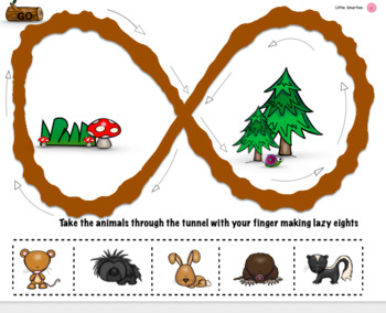 Animal Tunnel OT Fun for crossing Midline