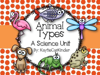 Animal Types: A Science Unit