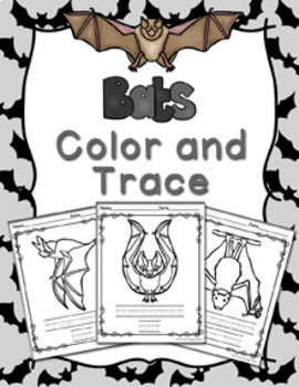 Animal Types Color and Trace Bundle