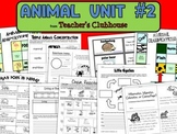 Animal Unit #2 from Teacher's Clubhouse