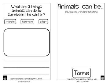 Animal Unit Journal