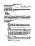 Animal Unit Plan- Reading and Writing Standards