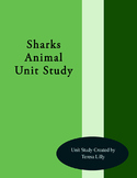 Sharks Animal Unit Study