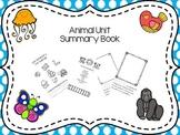 Animal Unit Summary Book