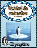 Animal Unit - The Penguin- in Spanish