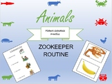 Animal Unit Zookeeper Routine
