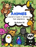 Animal Packet