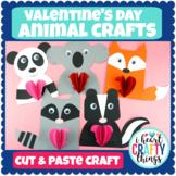Animal Valentine's Day Crafts