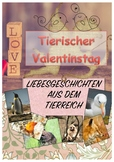 Animal Valetines Day, German, Lovestorys
